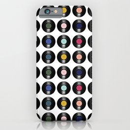 For the Record iPhone Case