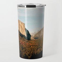 Yosemite Valley Travel Mug
