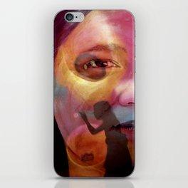 The TEACHER iPhone Skin