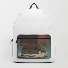 Vintage 1970's HiFi 2 Backpack