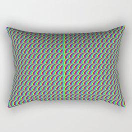 get cracy  (A7 B0003) Rectangular Pillow