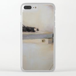 Needle and Thread Clear iPhone Case