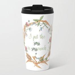 Sassenach Travel Mug