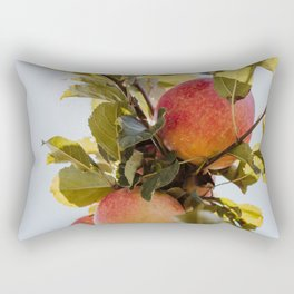 Autumn Apple II Rectangular Pillow
