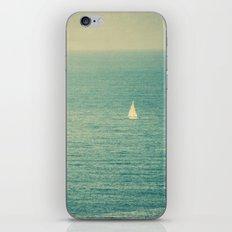 sea XIV iPhone & iPod Skin