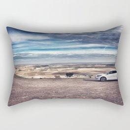 Take a Ride With Me... Rectangular Pillow