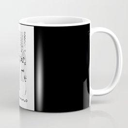 Emoji Hieroglyphs Coffee Mug