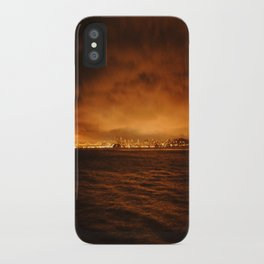 VIEW FROM FORT BAKER II iPhone Case