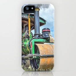 Marshall Steam Roller iPhone Case