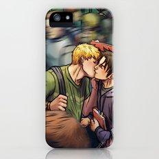 Theodore and William 04 iPhone (5, 5s) Slim Case