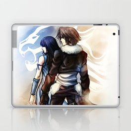 Squall and Rinoa - Griever Laptop & iPad Skin