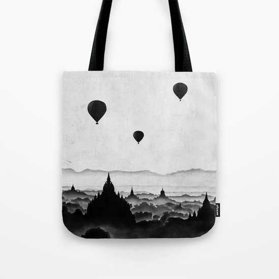 Aurora #2  (On Paper) Tote Bag