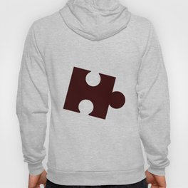 Single Jigsaw Piece Hoody