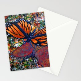 Butterfly-7 Stationery Cards