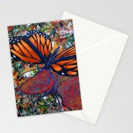 Butterfly-7 Stationery Cards