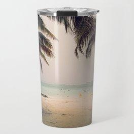 Playa Secreta Travel Mug