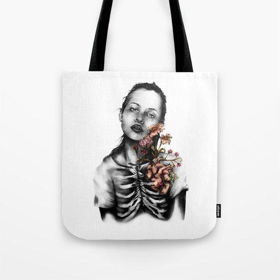 Heartbeats // Illustration Tote Bag