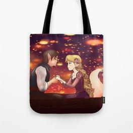 Raiponce Tote Bag