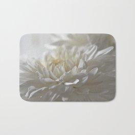Chrysanthemum Textures Bath Mat