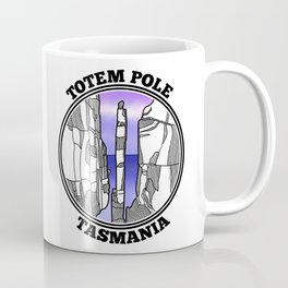 The Totem Pole Coffee Mug