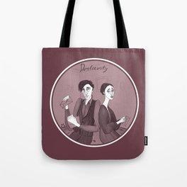 Dostoevsky Poor Folk 1846 Tote Bag
