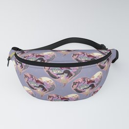 Positively Forceful Felines Fanny Pack