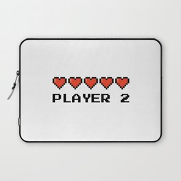 PLAYER 2 Laptop Sleeve