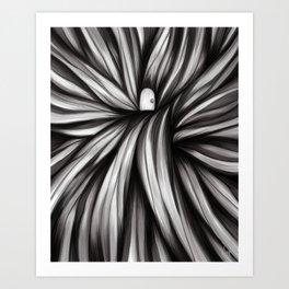 Lose Control Art Print
