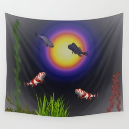 Light Board Icarus Wall Tapestry
