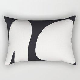 Change Direction Rectangular Pillow