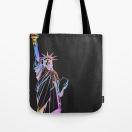New York Statue of Liberty Tote Bag