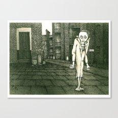 Le Strange / The Outsider Canvas Print
