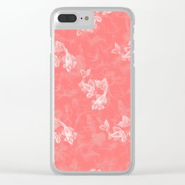 Smoked Fish Clear iPhone Case