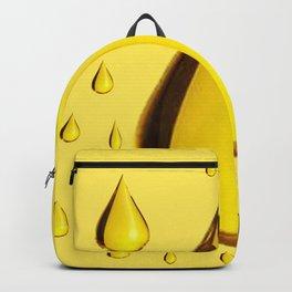 GOLDEN RAIN DROPS ART Backpack
