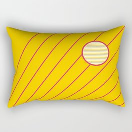 Sunny days #sun #sunshine Rectangular Pillow