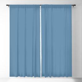 Air Force Blue Blackout Curtain
