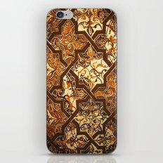 Islamic Heaven Design Done With Henna  iPhone & iPod Skin