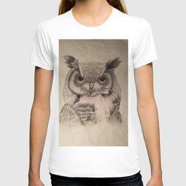 Zara-Owl T-shirt