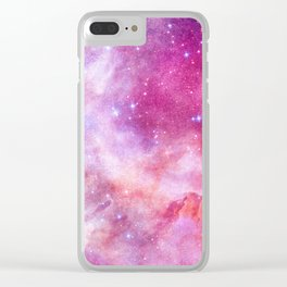 Exploring the universe 31 Clear iPhone Case