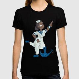 Anchor Pose T-shirt