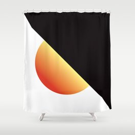 CAISSON:02 Shower Curtain