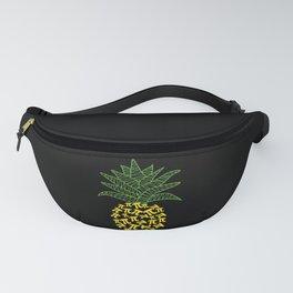 Pi-Neapple Pineapple Fanny Pack