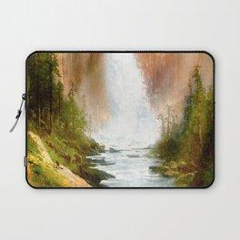 Beyond the Waterfall Laptop Sleeve