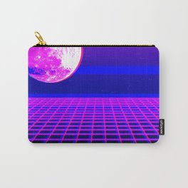 Once In A Neon Moon Carry-All Pouch