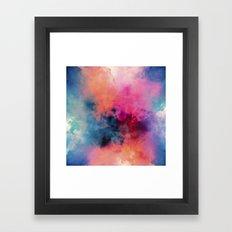 Temperature Framed Art Print