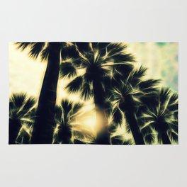 Palm Trees II Rug