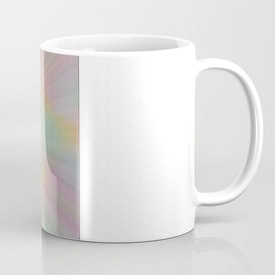 Rainbow Sunburst OM Mug