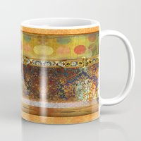 western Mugs featuring WESTERN GOLD by VIAINA