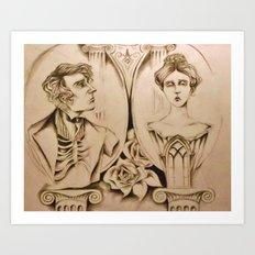 Decoration Art Print