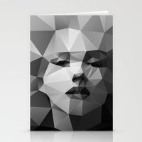 monroe Stationery Cards featuring Monroe by David